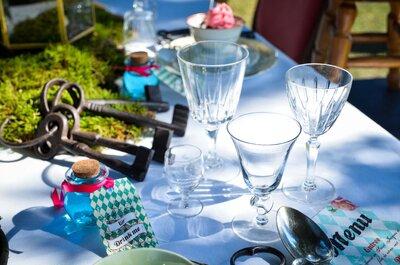 Bluffez vos invités avec une décoration de mariage originale et à votre image