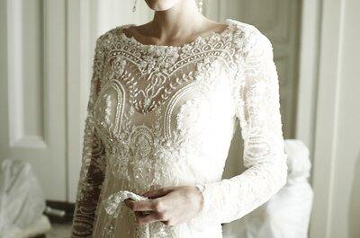 Najpiękniejsze suknie ślubne polskich projektantów!
