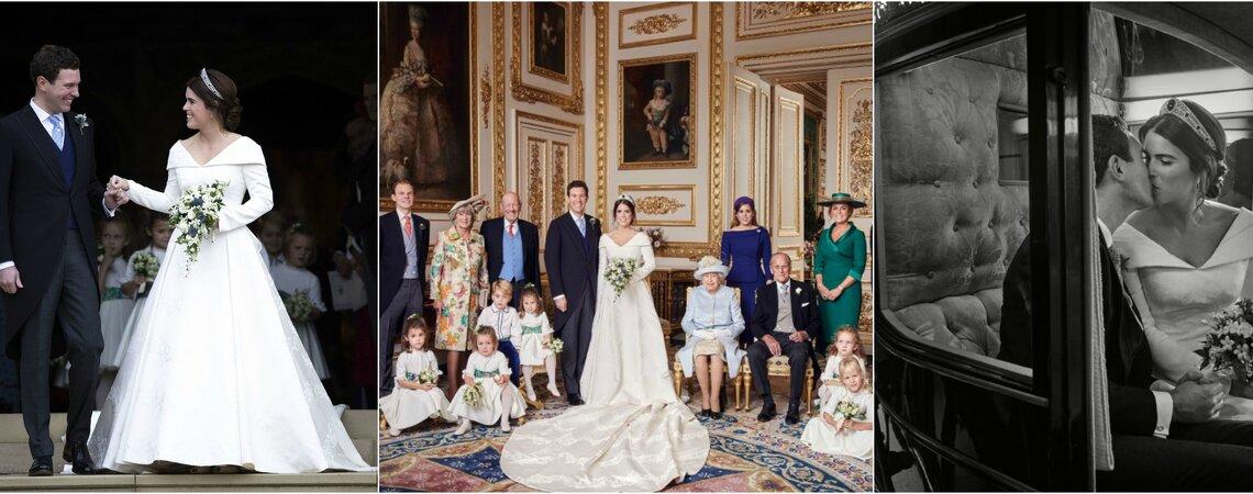 Alle Details zu Prinzessin Eugenie von York & Jack Brooksbanks Hochzeit!