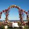 Los más lindos altares de boda para tu ceremonia religiosa - Foto La Dolce Vita Studio