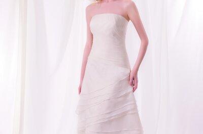 La collection Aurélie Cherell 2015 : des robes de mariée poétiques et romantiques