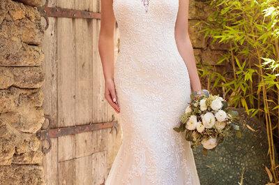 Los 13 vestidos de novia más encantadores de películas