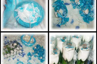 Alfileres personalizados para tu boda