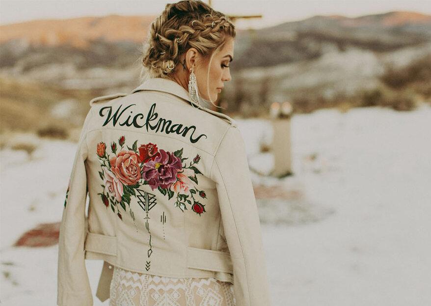 Casacos para noivas: escolha o que mais lhe agrada de acordo com o seu estilo e personalidade