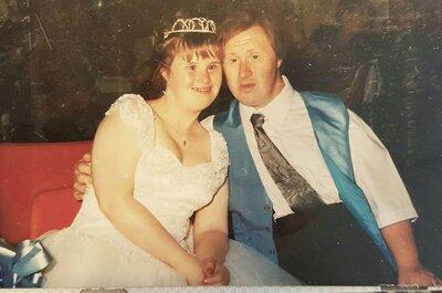 22 anos de amor: um casal com Síndrome de Down que quebra preconceitos e nos faz acreditar no