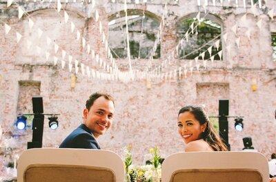 10 cosas que debes tener en cuenta sí o sí para que tu boda sea inolvidable