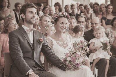 Découvrez les phrases types de la future mariée : je suis sûre que vous allez vous y retrouver !