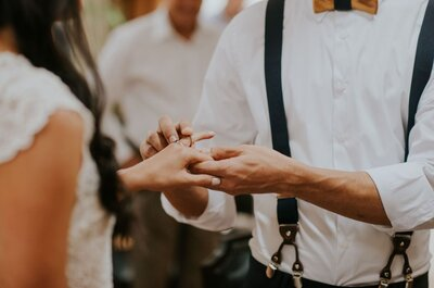 ¿Sabías que casarse es bueno para la salud? ¡Te contamos las razones!