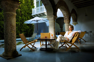 Colonial Colombian Honeymoon at Tcherassi Hotel + Spa