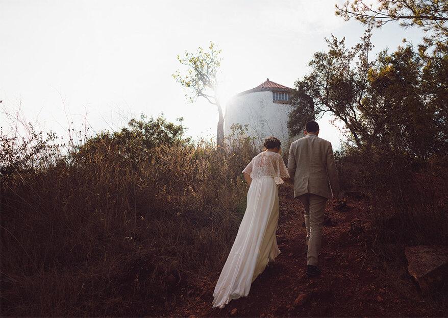 Como decorar o seu casamento no outono: os 5 passos fundamentais