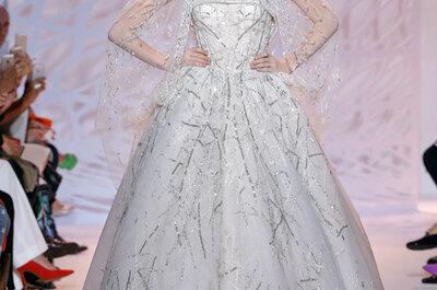 Las inspiradoras novias de la Alta Costura de París
