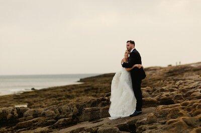 Mini-Guia para casar no Algarve: descubra tudo o que precisa para um casamento de sonho!