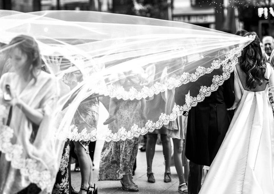 Un recuerdo natural, fresco y elegante de tu boda con LIVEN Photography