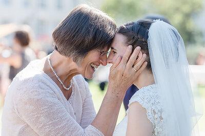 Wie Sie Ihre Unsicherheiten vor der Hochzeit überwinden!