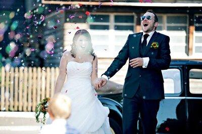 Wie ich in sieben Schritten einen Hochzeits-Hashtag erstelle!