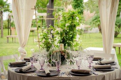 Los 10 mejores catering para bodas de Girona