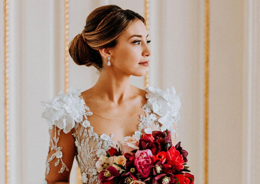 Como escolher as joias para o meu casamento em 5 passos