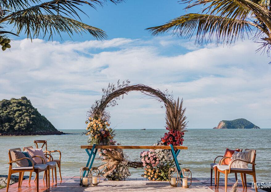 Você tem alguma dúvida sobre a escolha de decorações para o seu casamento? Aqui está a fórmula secreta!