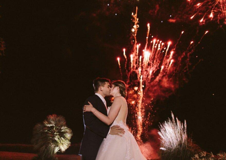 Para fiesteros exigentes: con QCP Productions convierte tu boda en un 'auténtico fiestón'