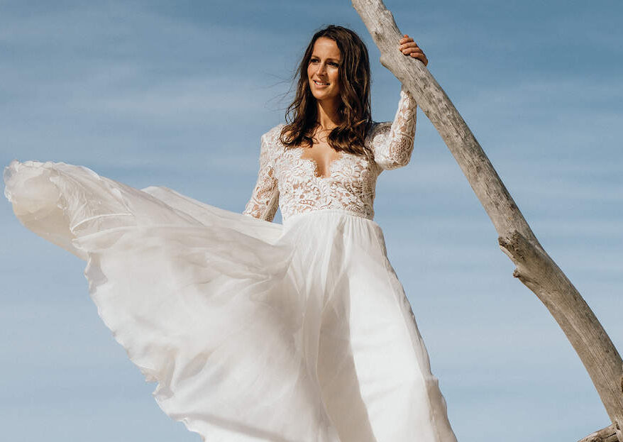 Heiraten ganz nach Ihrem Geschmack – Im SALON Hamburg finden Sie Brautkleider vom Feinsten