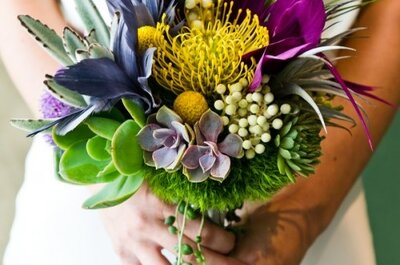 A Color Explosion: the Hottest Floral Trends for 2016