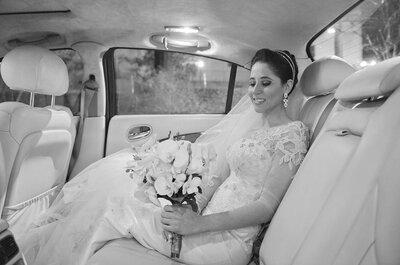 7 coisas essenciais para fazer antes de colocar o vestido de noiva!