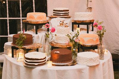 Cómo elegir la torta de matrimonio: consejos de expertos que no fallarán
