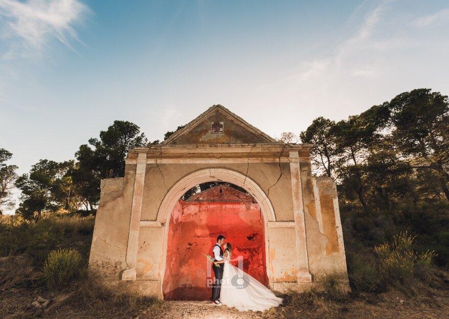 Imágenes vivas y llenas de color by No1photos, ¿las queréis para vuestra boda?
