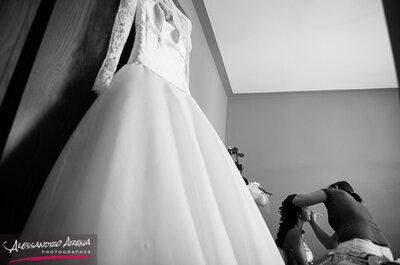Il Real Wedding di  Denise e Francesco, un sogno fatto realtà
