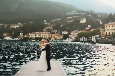 With Love from Italy: the World's most romantic wedding destinations