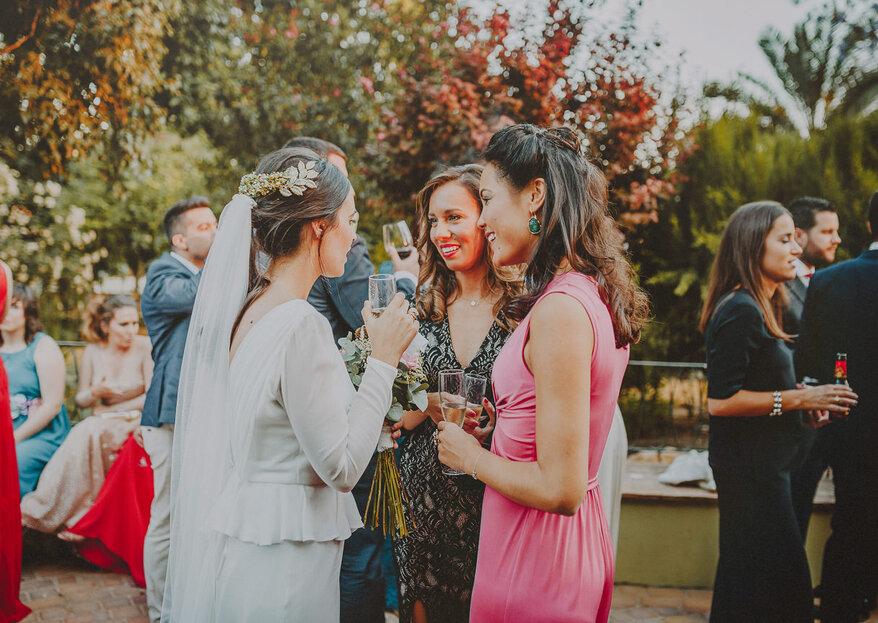 7 cosas que pasarán en tu boda (y que nadie se las descubre a la novia)