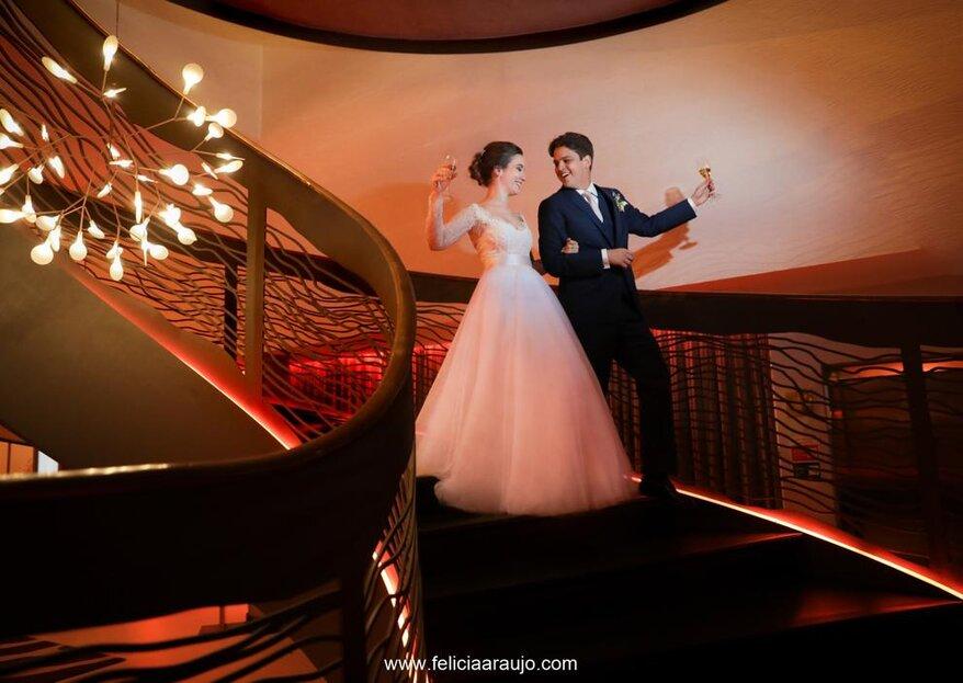 SUD Lisboa Hall: o local ideal para a celebração de um casamento dos sonhos