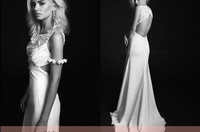 69 sinnliche Brautkleider aus den Kollektionen 2015 für eine glamouröse Hochzeitsfeier!