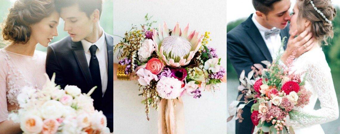 Ранункулюсы: свежие идеи для букета невесты!