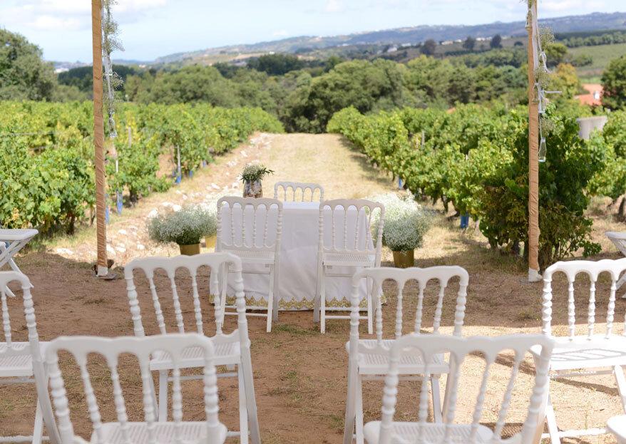 Three Elements Events: um casamento à medida com o empenho e dedicação destas Wedding Planners!