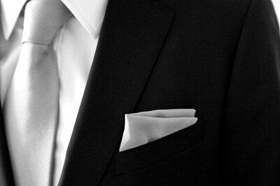 5 Outfits für männliche Hochzeitsgäste