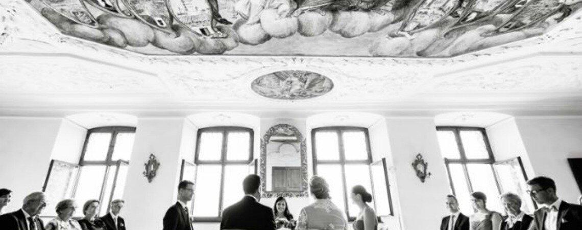 Die originellsten Standesämter und schönsten Kirchen für Ihre Hochzeit in Zürich