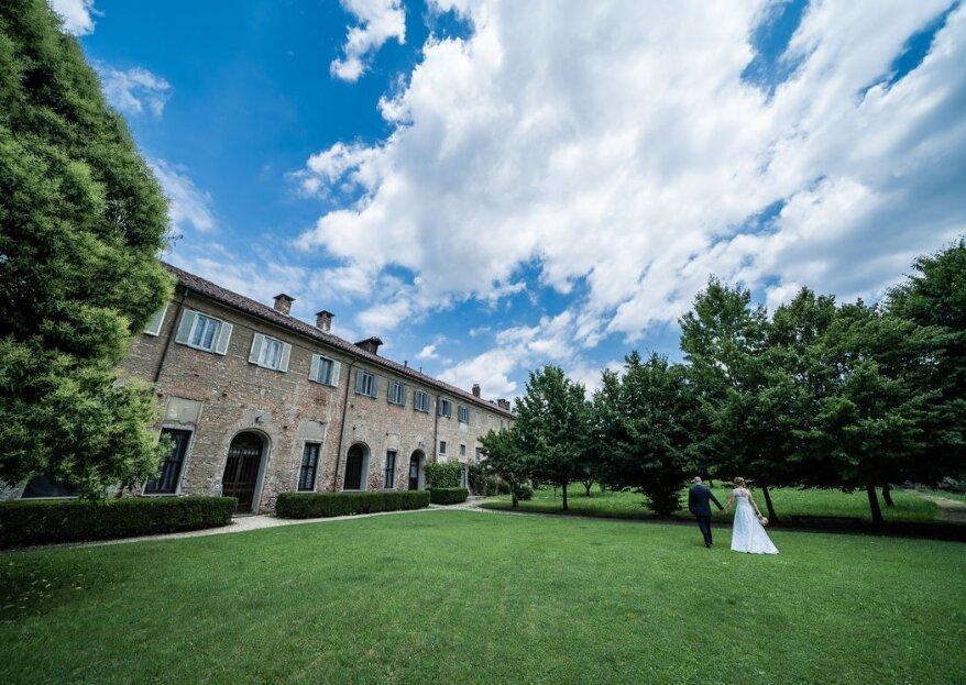 Un sogno che si avvera, quello delle tue nozze in una delle location più belle d'Italia