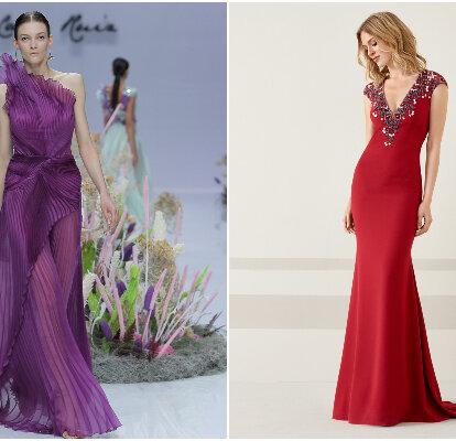 Vestidos De Fiesta Largos 2020 100 Diseños Para Ser La Invitada Más Chic