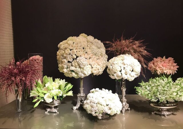 Flores no seu casamento! Descubra como o designer floral pode deixar a sua festa mais perfeita!