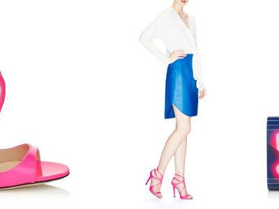 Jimmy Choo colección Pre otoño 2015 zapatos con mucho estilo