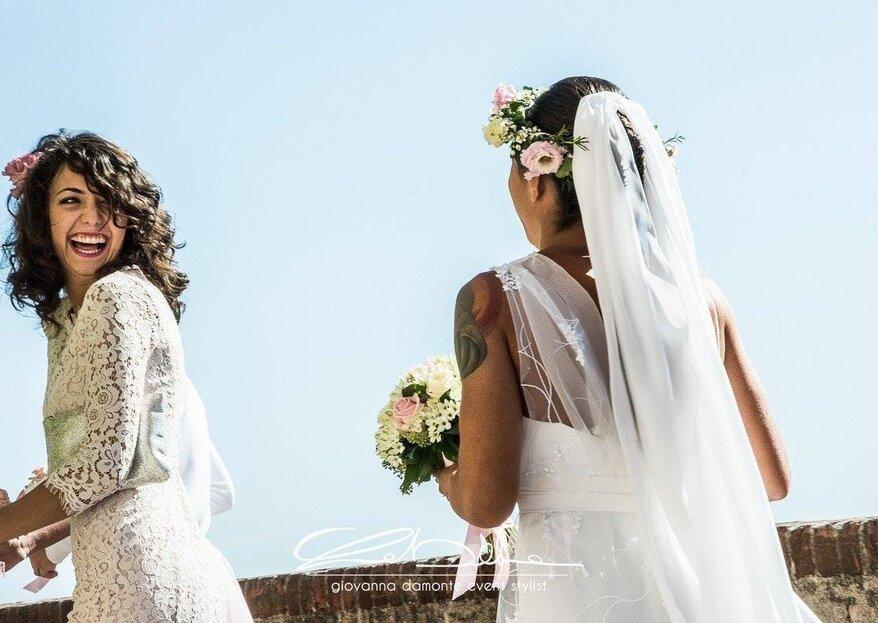 Come scegliere la testimone di nozze