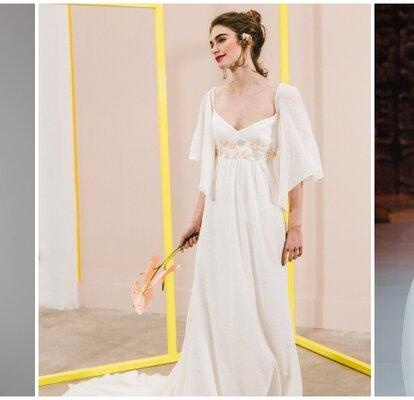 Vestidos De Novia Ideales Para Las Más Bajitas Alarga La