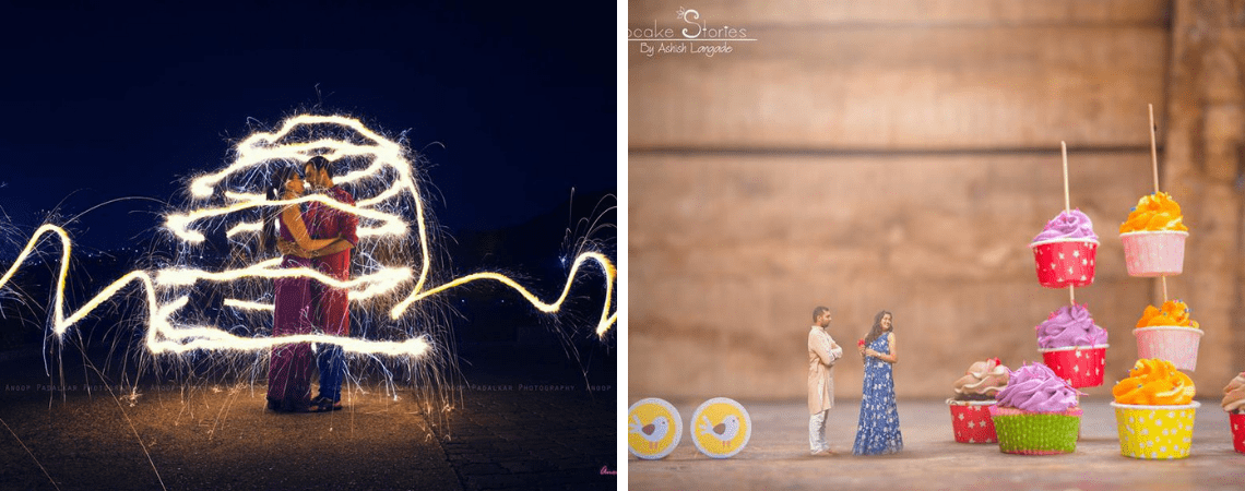 10 Trending quirky not-so-basic props for your pre-wedding shoot!