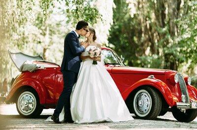 10 autos para novios en Viña del Mar: ¡arrienda con las mejores empresas!