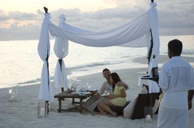 Cuando el relax, la playa, el deporte y la pasión dan lugar a una inolvidable luna de miel