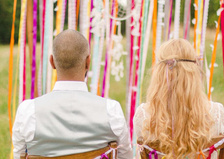 Eine Mini-Hochzeit organisieren: So feiern Sie klein aber oho!