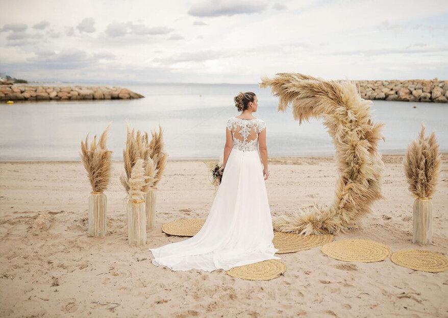 Calafat Events, bodas con sabor a mar