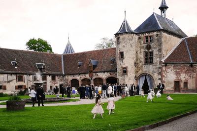 Le Château de Thanvillé : un lieu de réception mais plusieurs possibilités !