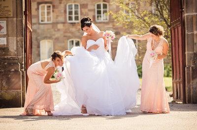Les choses énervantes qui peuvent arriver le jour de votre mariage